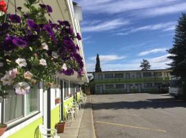 The Cedars Motel, Princeton (Manning Park yakınında)