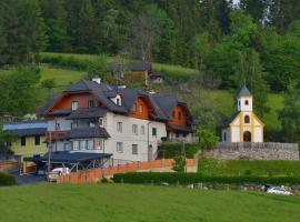 Ferienwohnungen Perhofer, Birkfeld (Rossegg yakınında)