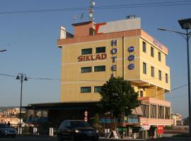 Hotel Siklad, Lezhë