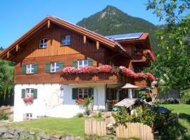 Ferienwohnungen an der Sägemühle, Burgberg