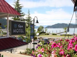 Harrison Spa Motel, Harrison Hot Springs