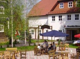 Alter Weber, Cunewalde (Oppach yakınında)
