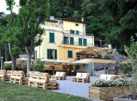 Villa Del Sasso, Sasso Marconi
