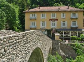 Le Mirval, La Brigue (рядом с городом Tende)
