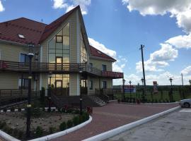 Hotel Oktan, Kryve Ozero