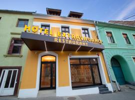 Extravagance Hotel, Sighişoara