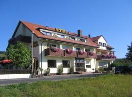 Hotel Kaiser - Weinhaus, Hammelburg