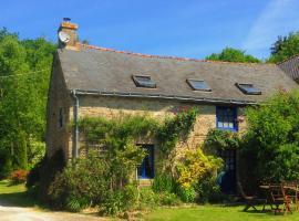 Mimosa Cottage, Langonnet (рядом с городом Gournoise)