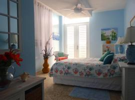 A Seascape Guest Room