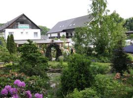 Gasthof & Pension Palmenhof, Leegebruch (Marwitz yakınında)
