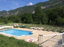 Les 2 Alpes, Puget-Théniers (рядом с городом La Penne)