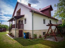 Diókert Vendégház, Komjáti (рядом с городом Viszló)