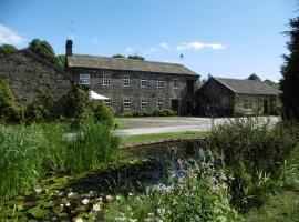 Hewenden Mill Cottages, Haworth (рядом с городом Cullingworth)