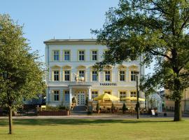 Parkhotel del Mar, Sassnitz