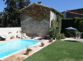 The Cottage, Clos des Archers, Aigues-Vives (рядом с городом Marseillette)