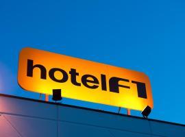 hotelF1 Saverne Monswiller, Monswiller (рядом с городом Штейнбур)
