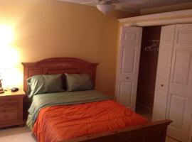Three-Bedroom, Two Bathroom House
