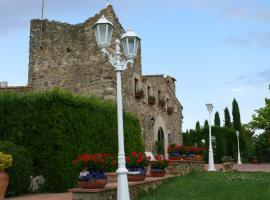 Can Mateu de La Creu - Adults Resort, Круильес (рядом с городом Monells)