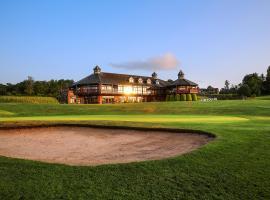 Macdonald Portal Hotel, Golf & Spa Cobblers Cross, Cheshire, Tarporley (рядом с городом Calveley)