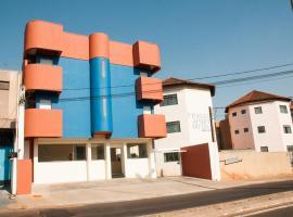 Fragata Apart Hotel, Marília (Lupércio yakınında)