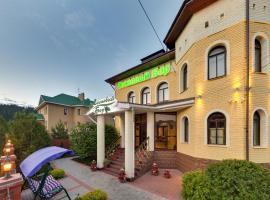 Sosnoviy Bor Hotel, Izhevsk