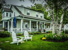The Trellis House