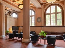 Baltimore Plaza Hotel