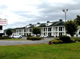 American Motel Lenoir 4 Star Hotel 0 Miles From Tweetsie Railroad