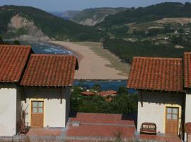 Apartamentos Monterodiles, Liñero (рядом с городом San Martin del Mar)