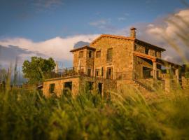 Casas Rurales Gredos en Avila, La Aldehuela (рядом с городом Hoyorredondo)