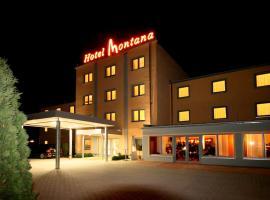 Montana-Hotel Ellwangen, Ellwangen