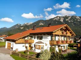 Gästehaus Alpenparadies