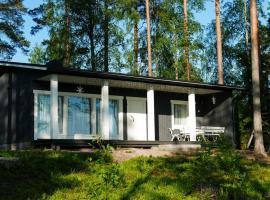 Villa Terveenniemi, Kontula (рядом с городом Välijoki)