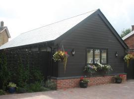 The Studio at Flint Cottage, Balsham (рядом с городом Hildersham)