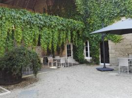 Auberge De La Mue, Thaon (рядом с городом Fontaine-Henry)
