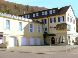 Hotel Garni in der Breite, Albstadt (Winterlingen yakınında)