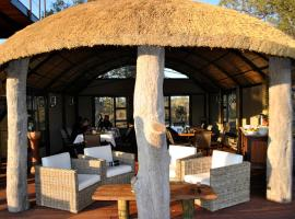 Nkasa Lupala Tented Lodge