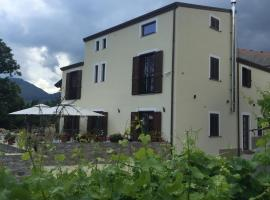 Antico Borgo San Francesco, Longi