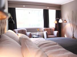Haukeli Hotel, Haukeligrend