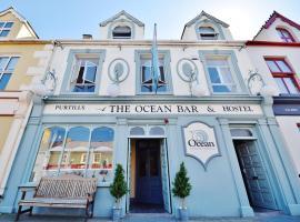 Ocean Bar and Hostel, Ballybunion (рядом с городом Clashmelcon)