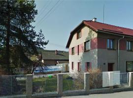 Apartmány Eva, Batňovice (Odolov yakınında)