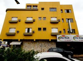 Alpha Ville Hotel, Assis (Palmital yakınında)