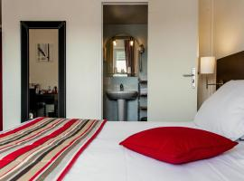 Comfort Hotel de l'Europe Saint Nazaire, Saint-Nazaire
