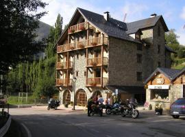 Hotel Bocalé, Sallent de Gállego