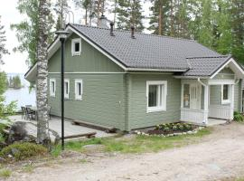 Jänisvaara Cottages