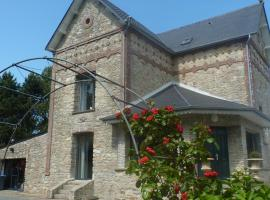La maison des musiciens, Digosville (рядом с городом La Glacerie)