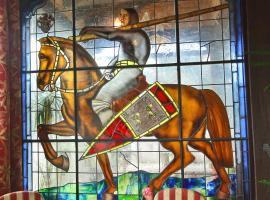 Posada Medieval El Manjon, Barros (Los Corrales de Buelna yakınında)