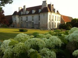 Ferme de la Vallière, Tancrou (рядом с городом Ocquerre)