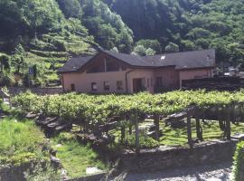 La Casina, Giumaglio (Someo yakınında)