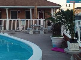 Coral Sands Motel, 시사이드하이츠
